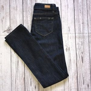 Paige Blue Height Skinny Size 25